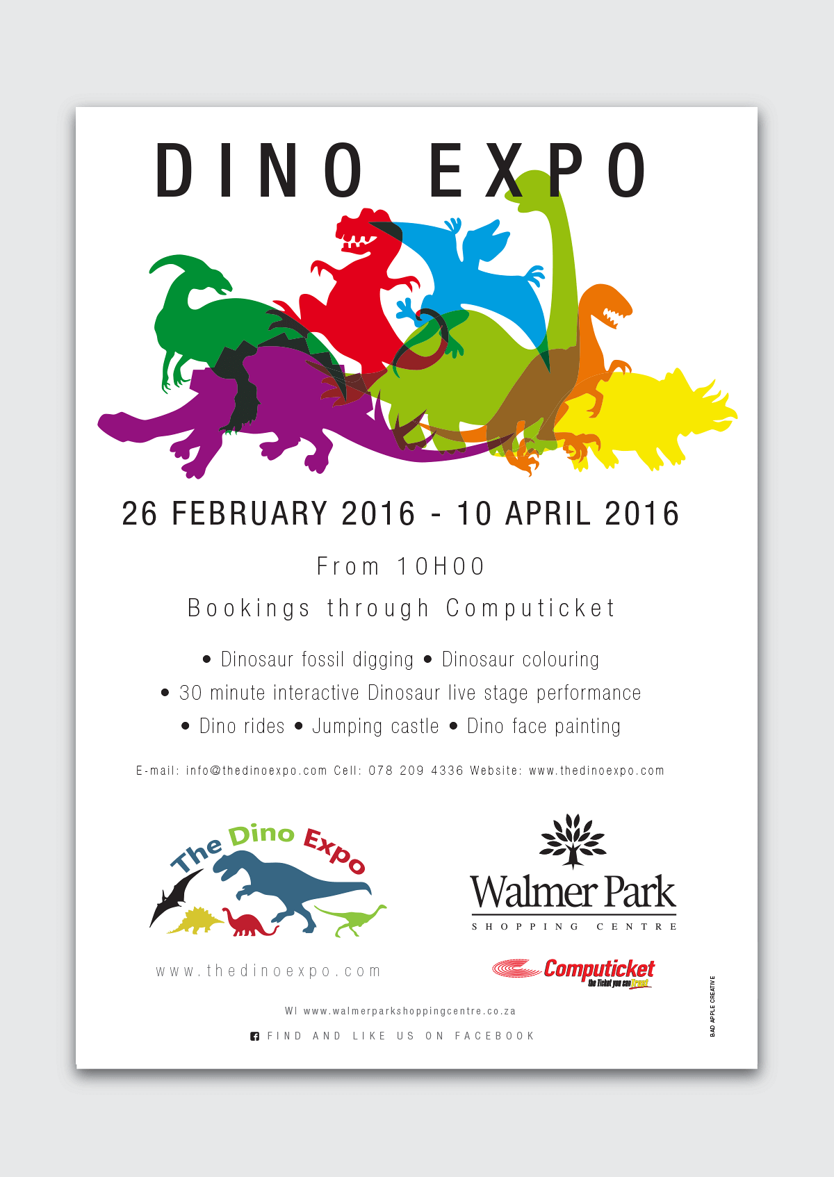 Walmer-Park-Page-Icon-Dino-Expo-Poster-1