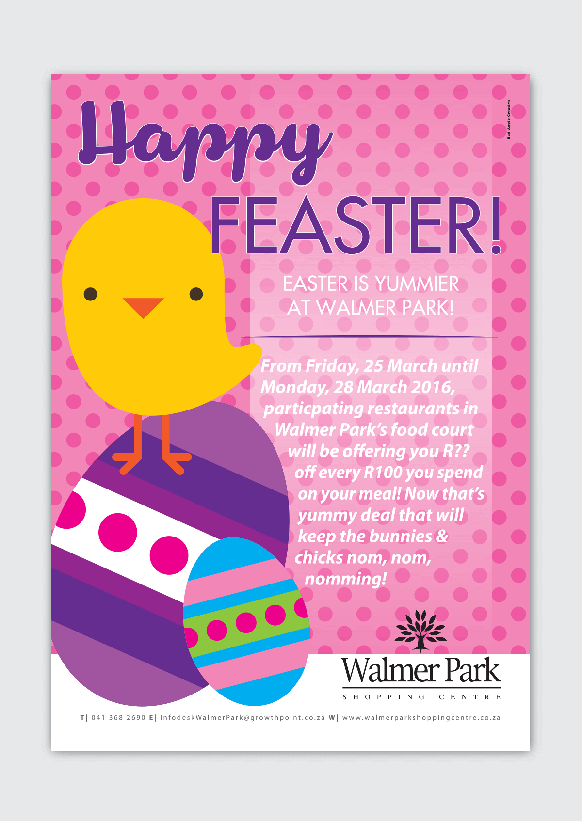 Walmer-Park-Page-Icon-Easter-Poster-Pink-10