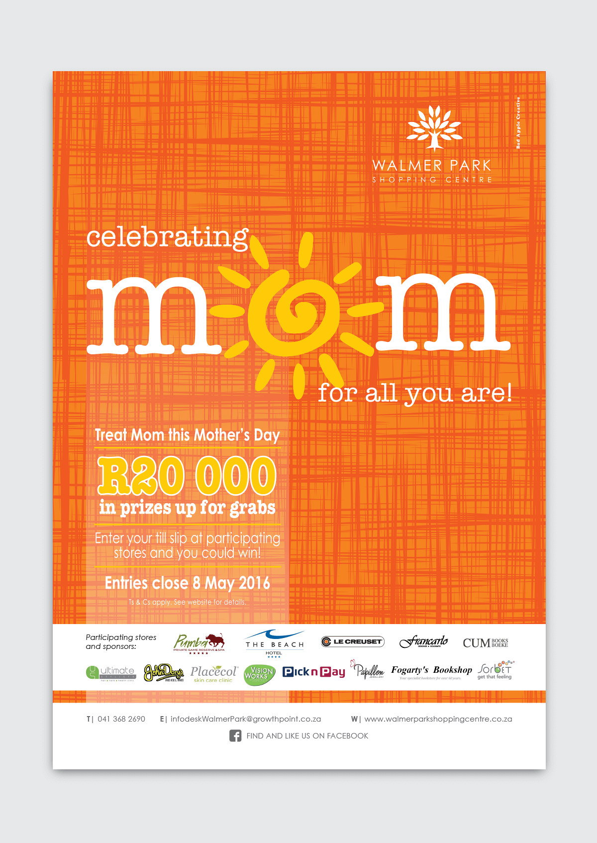 Walmer-Park-Page-Icon-Mothers-Day-Poster-Sun-13